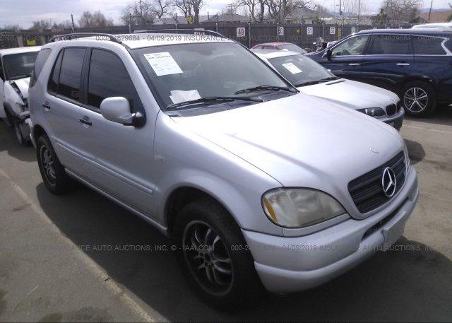 Inventory #265231657 2001 Mercedes-benz ML