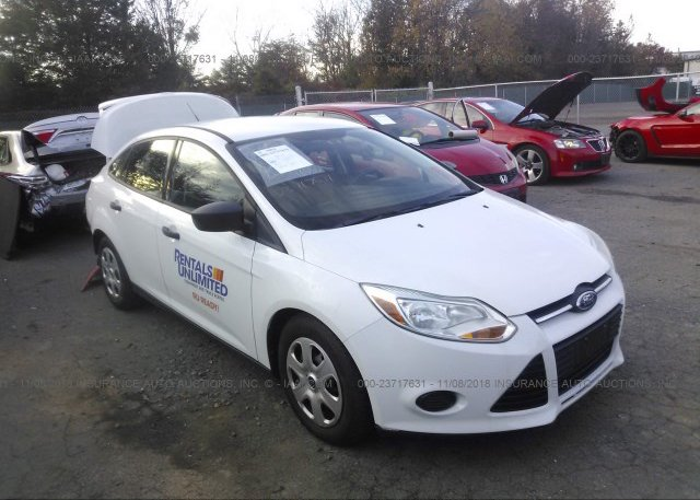 Inventory #816954384 2012 FORD FOCUS