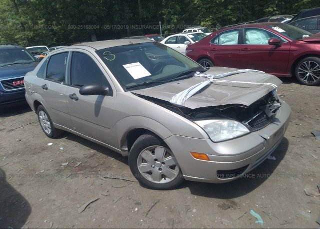 Inventory #796017936 2007 FORD FOCUS
