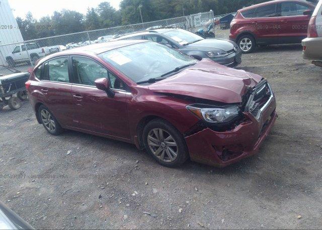 Inventory #989216804 2015 Subaru IMPREZA
