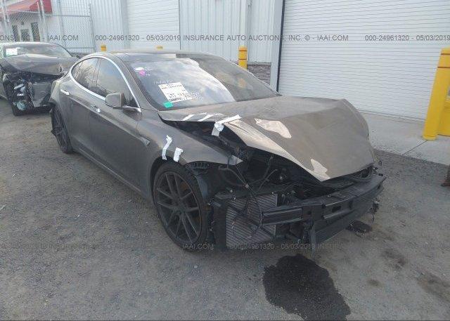 Inventory #896214649 2016 Tesla MODEL S