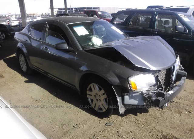 Inventory #142177144 2012 Dodge AVENGER