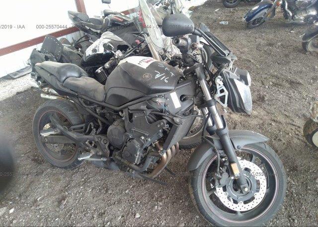 Inventory #557116158 2012 Yamaha FZ6