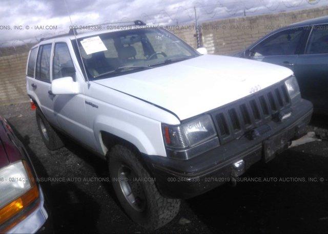 Inventory #280664016 1993 JEEP GRAND CHEROKEE