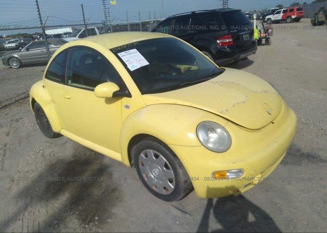 Inventory #364032750 2001 Volkswagen NEW BEETLE