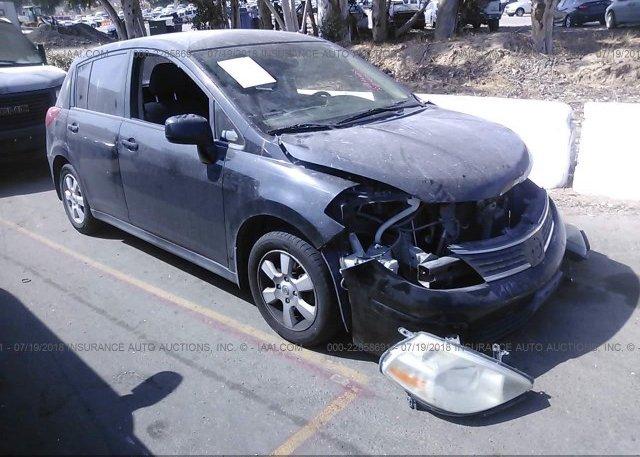 Inventory #865627588 2007 Nissan VERSA