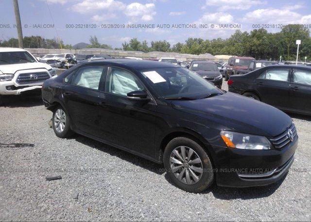 Inventory #647721528 2014 Volkswagen PASSAT