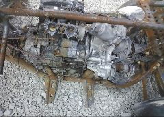 2015 Polaris SPORTSMAN - 4XASXE952FA644691 engine view