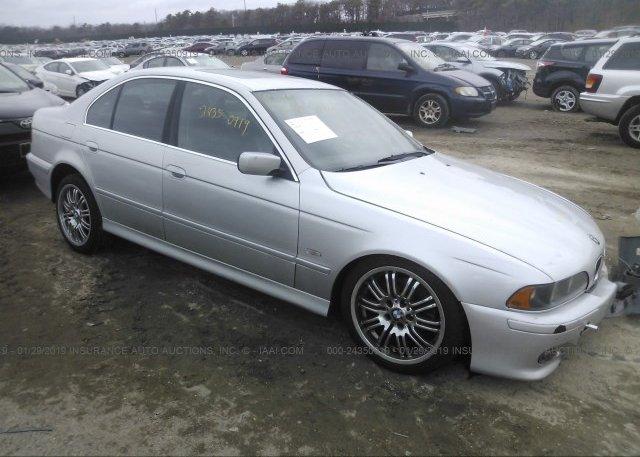 Inventory #831046445 2001 BMW 525