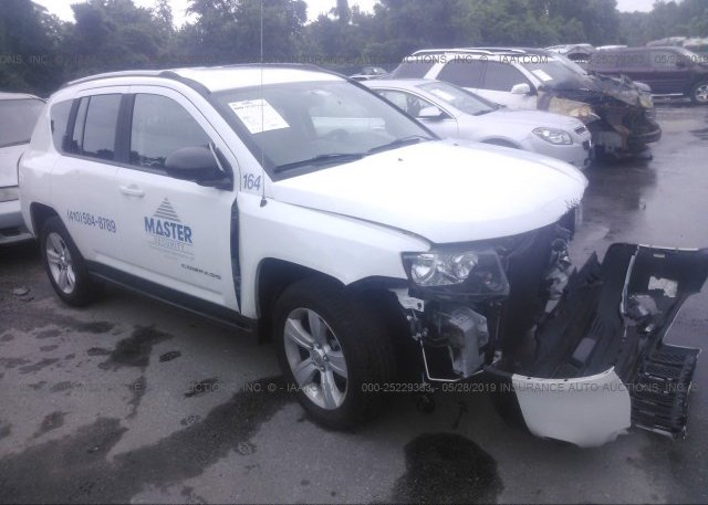 Inventory #488447394 2016 JEEP COMPASS
