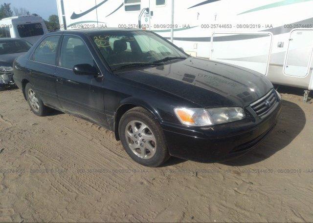 Inventory #125642543 2001 Toyota CAMRY