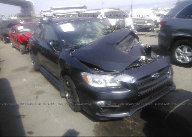 Inventory #536844147 2015 Subaru WRX