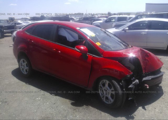 Inventory #874731128 2015 FORD FIESTA