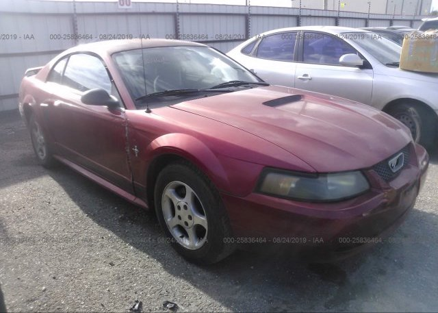 Inventory #963786127 2001 FORD MUSTANG