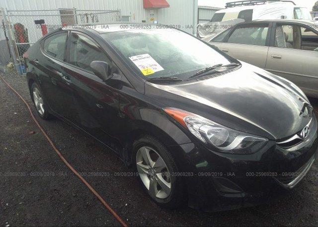 Inventory #517666382 2013 Hyundai ELANTRA