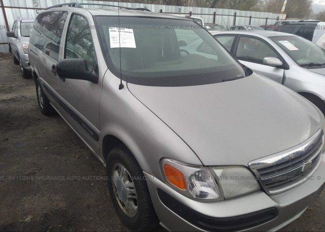 Inventory #487069663 2004 Chevrolet VENTURE