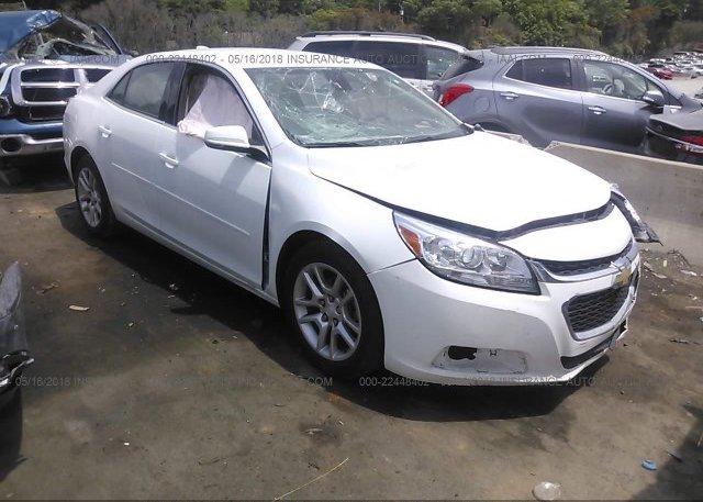 Inventory #872484214 2015 Chevrolet MALIBU
