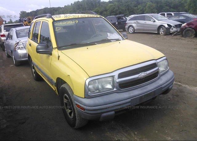 Inventory #738174715 2003 Chevrolet TRACKER