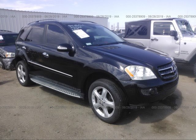 Inventory #743297713 2008 Mercedes-benz ML