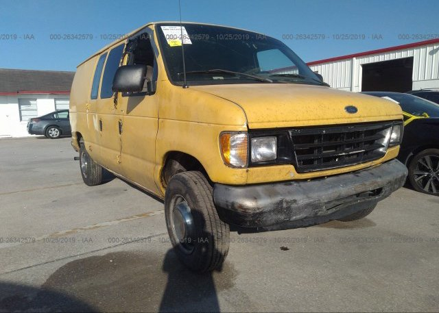 Inventory #919445916 1998 FORD ECONOLINE