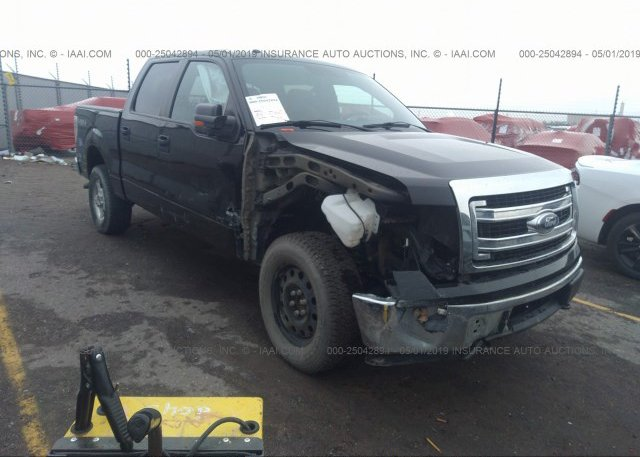 Inventory #914755259 2013 FORD F150