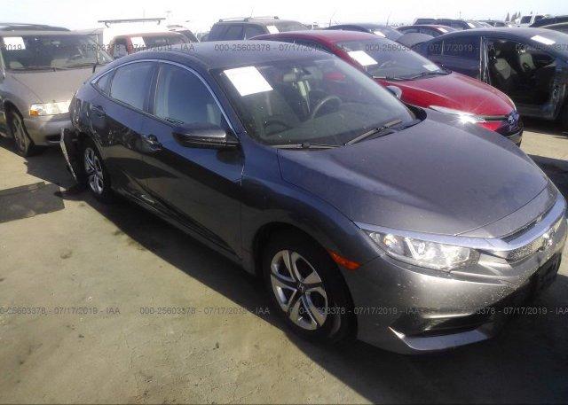 Inventory #358090427 2018 Honda CIVIC