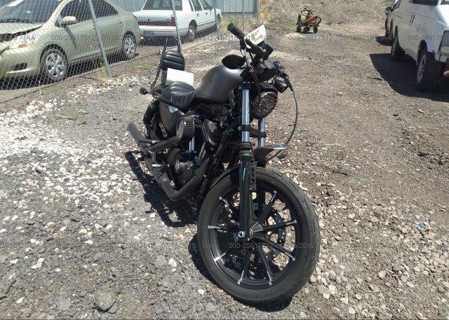 Inventory #440300338 2016 Harley-davidson XL883