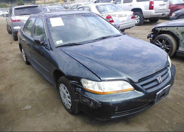 Inventory #727641187 2001 Honda ACCORD
