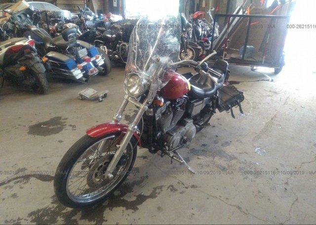 Inventory #933112150 1999 Harley-davidson XL883