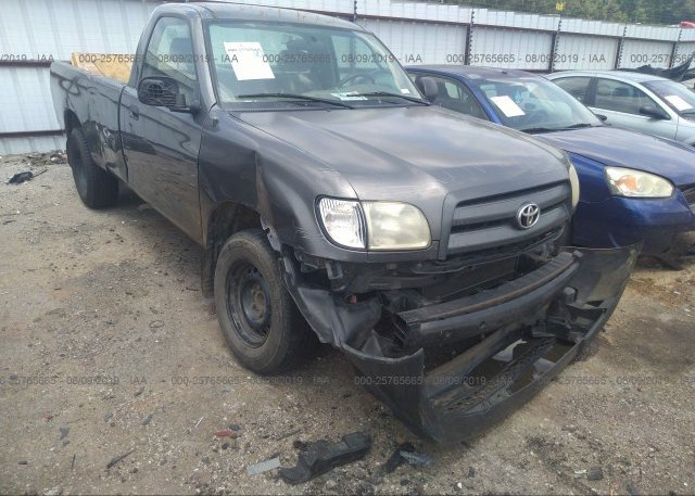 Inventory #789237317 2003 Toyota TUNDRA