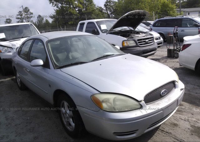 Inventory #597037379 2004 FORD TAURUS