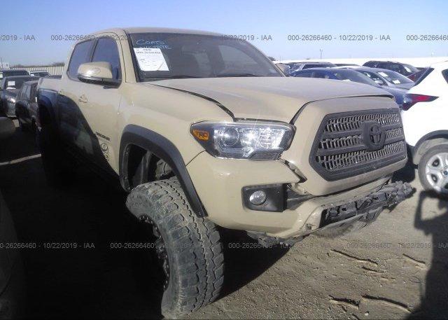 Inventory #153221408 2017 Toyota TACOMA