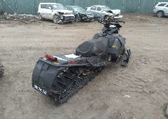 2016 ARCTIC CAT M800 - 4UF16SNW4GT111003 rear view