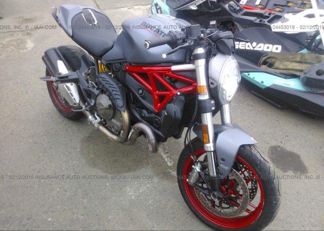 Inventory #897413787 2017 Ducati MONSTER