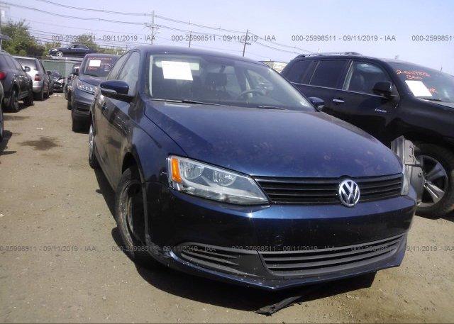 Inventory #715868945 2011 Volkswagen JETTA