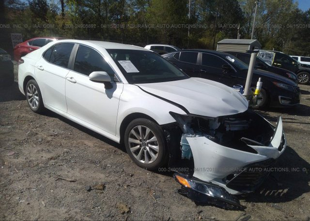 Inventory #749277805 2018 Toyota CAMRY