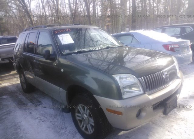 Inventory #518190545 2004 Mercury MOUNTAINEER