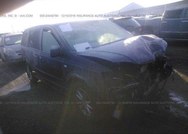 Inventory #806574715 2014 Dodge GRAND CARAVAN