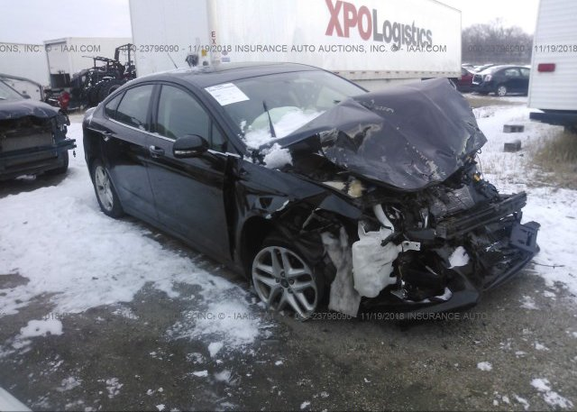 Inventory #119387564 2013 FORD FUSION