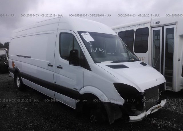 Inventory #718084114 2012 Mercedes-benz SPRINTER