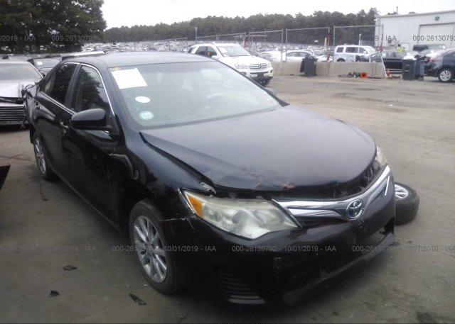 Inventory #600609515 2012 TOYOTA CAMRY