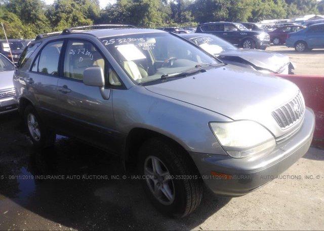 Inventory #357227333 2001 Lexus RX