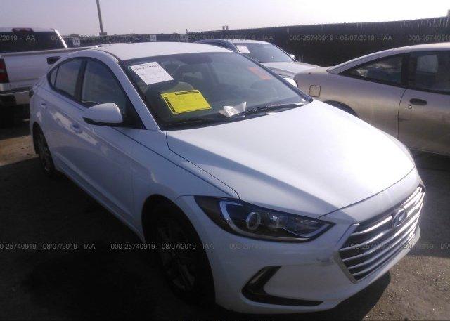 Inventory #931972377 2017 Hyundai ELANTRA