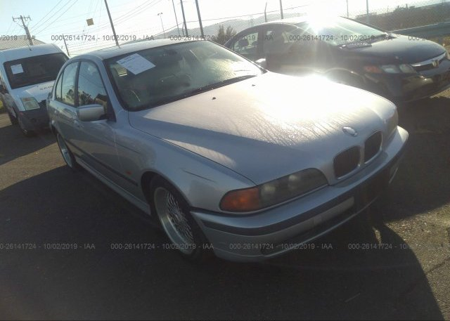 Inventory #768626100 2000 BMW 528