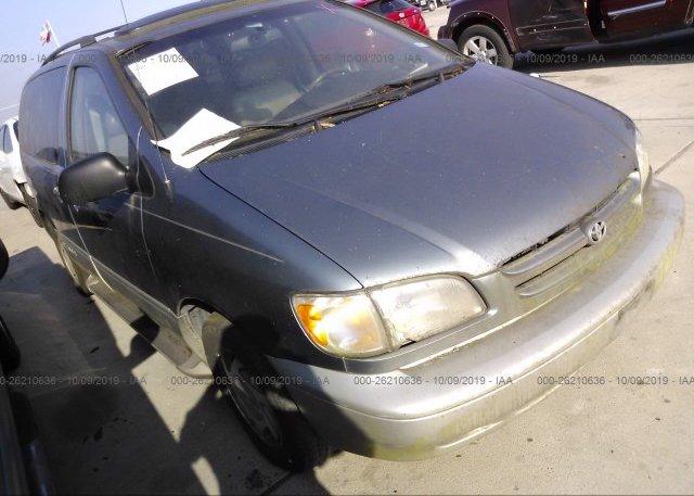 Inventory #794624497 1999 Toyota SIENNA