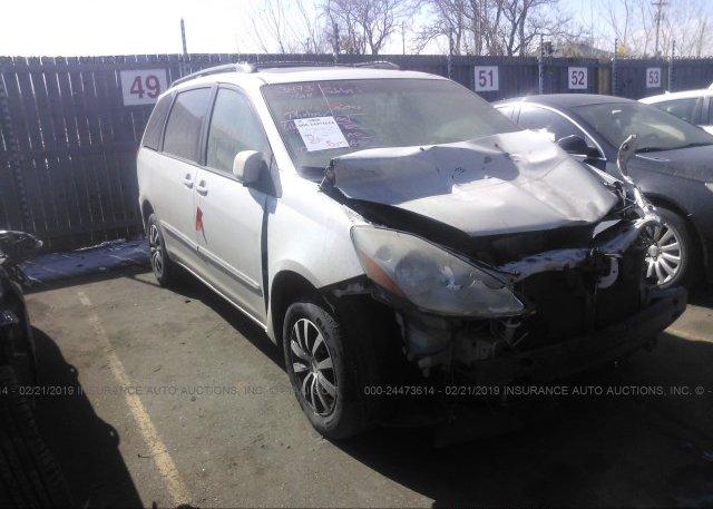 Inventory #887471624 2009 Toyota SIENNA