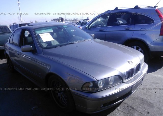 Inventory #538693712 2002 BMW 530