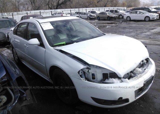 Inventory #919751755 2011 Chevrolet IMPALA