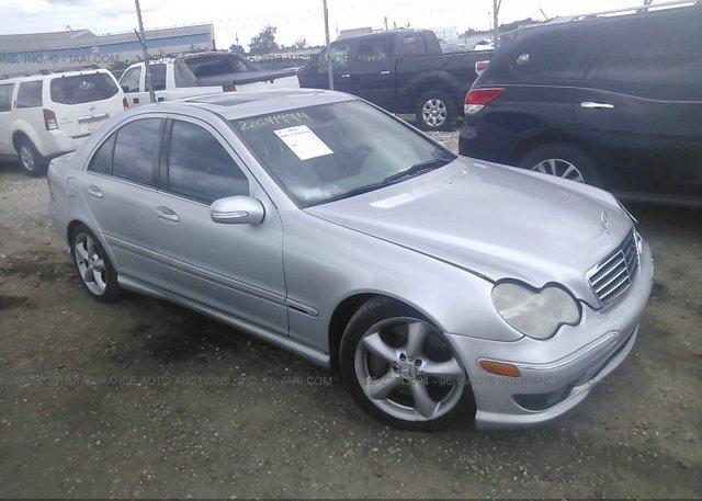 Inventory #337573867 2006 Mercedes-benz C GENERATION 2006