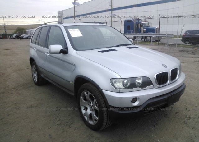 Inventory #239772573 2002 BMW X5